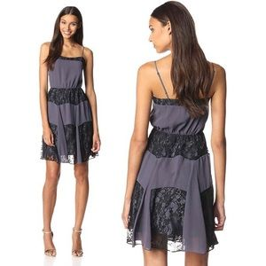 NWT BCBGeneration Lace Cami Vapor Dress Size small